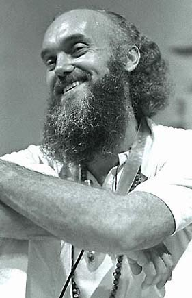 [Picture of Baba Ram Dass (Richard Alpert)]