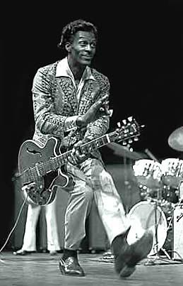 [Photo: Chuck Berry]