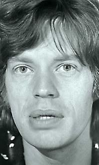 [Photo: Mick Jagger ]
