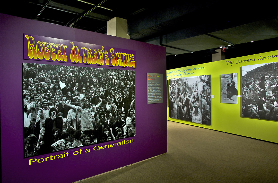 Photo: The Museum at Bethel Woods Exhibit