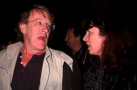 Photo of Paul Kantner & Amy Coffman