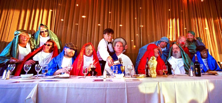 Photo- Ed Rosenthal's Last Supper