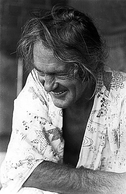 Photo- Timothy Leary ~ 1969