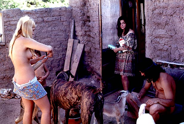 New Mexico Commune 1969