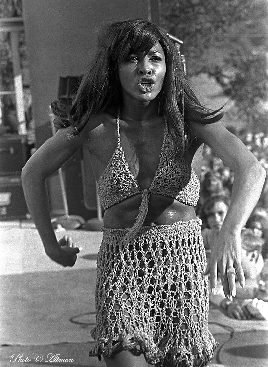 [Photo of Tina Turner]